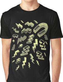 Magnetism Graphic T-Shirt