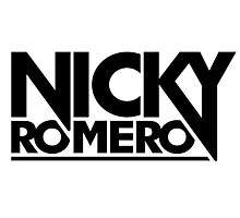 nicky romero Photographic Print