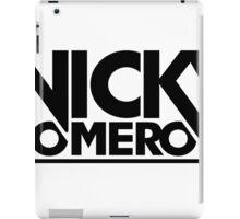 nicky romero iPad Case/Skin