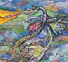 THE DRAGON(C2016) by Paul Romanowski