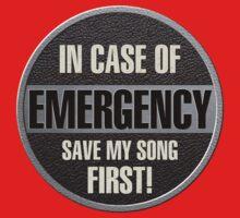 Save my song Kids Tee