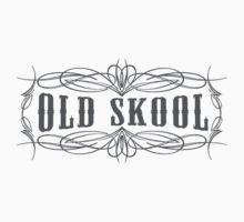 Old Skool Pinstripe Design by UncleHenry