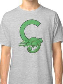C is for Chameleon Classic T-Shirt