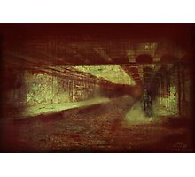 Hell Tunnel 2 Photographic Print