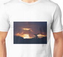 Fire Skies Unisex T-Shirt