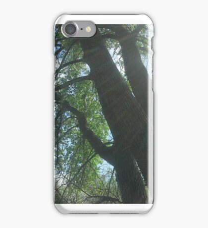 Beauty and the beast. iPhone Case/Skin