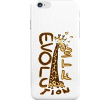 Giraffa camelopardalis iPhone Case/Skin