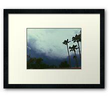 Stormfront Framed Print