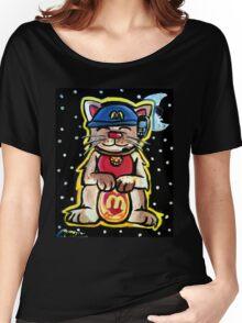 McKitty - McDonalds Lucky Cat Women's Relaxed Fit T-Shirt
