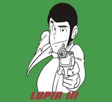 Lupin III Baby Tee