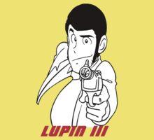 Lupin III One Piece - Short Sleeve