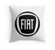 FIAT Throw Pillow