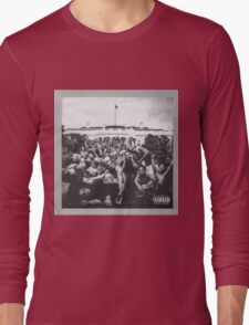 to pimp a butterfly - Kendrick Lamar Long Sleeve T-Shirt