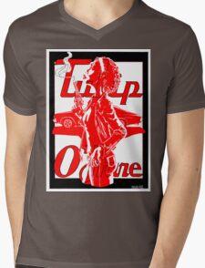 Preacher's Tulip O'Hare Mens V-Neck T-Shirt