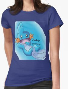 Mudkip Womens Fitted T-Shirt