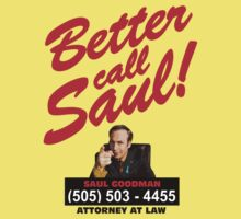 Better Call Saul by JohnFlickster