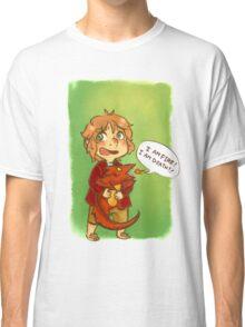 Hobbit: I Am Fire! I Am Death! Classic T-Shirt
