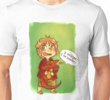 Hobbit: I Am Fire! I Am Death! Unisex T-Shirt