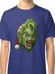 The WereGrinch! Classic T-Shirt