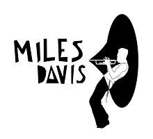 Miles Davis by nobra