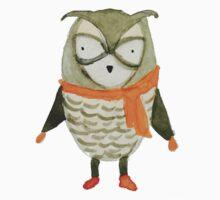 Forest Friends Owl Kids Tee