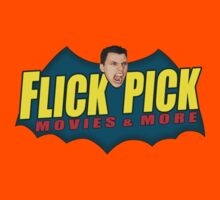Flick Pick Bat Logo by JohnFlickster