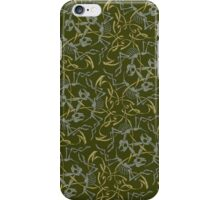 Death Hares Pattern iPhone Case/Skin
