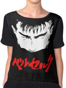 Berserk - Guts Women's Chiffon Top