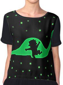 Arlo and Spot | The Good Dinosaur Chiffon Top