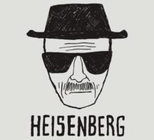 HEISENBERG - BREAKING BAD - WALTER WHITE  by JohnFlickster