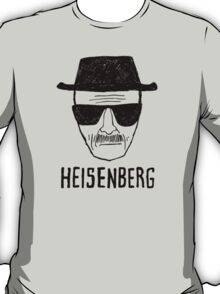 HEISENBERG - BREAKING BAD - WALTER WHITE  T-Shirt