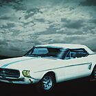 Mustang II Concept Car for 1963 by ChasSinklier