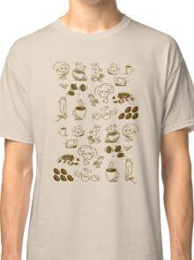 Coffee Coffee Coffee Classic T-Shirt