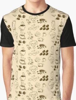 Coffee Coffee Coffee Graphic T-Shirt