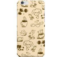Coffee Coffee Coffee iPhone Case/Skin