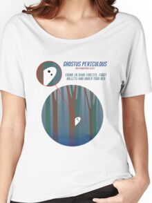Dangerous Ghost and Where to Find It Women's Relaxed Fit T-Shirt