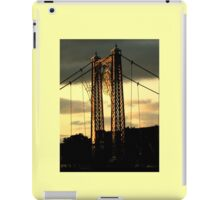 Infirmary Bridge, Inverness iPad Case/Skin