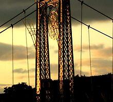 Infirmary Bridge, Inverness by lezvee