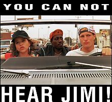 White Men Can't Jump - You Can Not Hear Jimi by hermitcrab