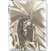 Gothic Demon Asphyxiation  iPad Case/Skin