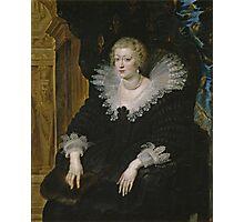 Anne of Austria Photographic Print
