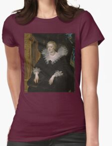 Anne of Austria Womens Fitted T-Shirt