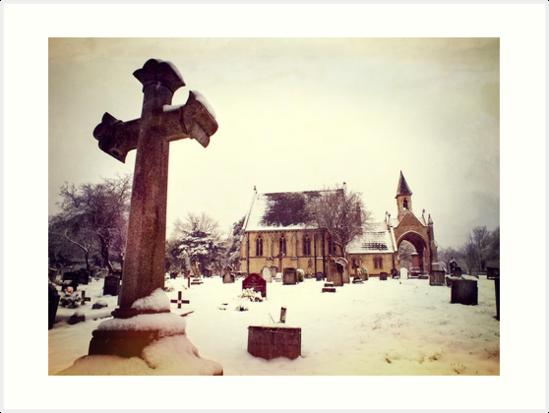 Lambeth Chapel by Ludwig Wagner