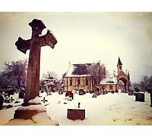 Lambeth Chapel Photographic Print