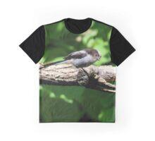 Aegithalos caudatus Graphic T-Shirt