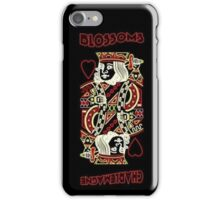 Charlemagne Blossoms Album Art iPhone Case/Skin