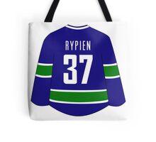 #37 Jersey Tote Bag