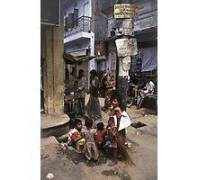 Dhaka Children Photographic Print