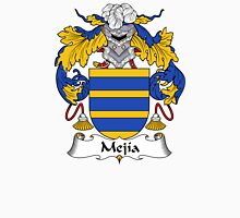Mejia Coat of Arms/ Mejia Family Crest Unisex T-Shirt