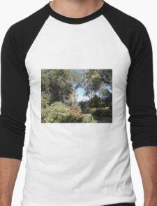 Daytime appreciation. Men's Baseball ¾ T-Shirt